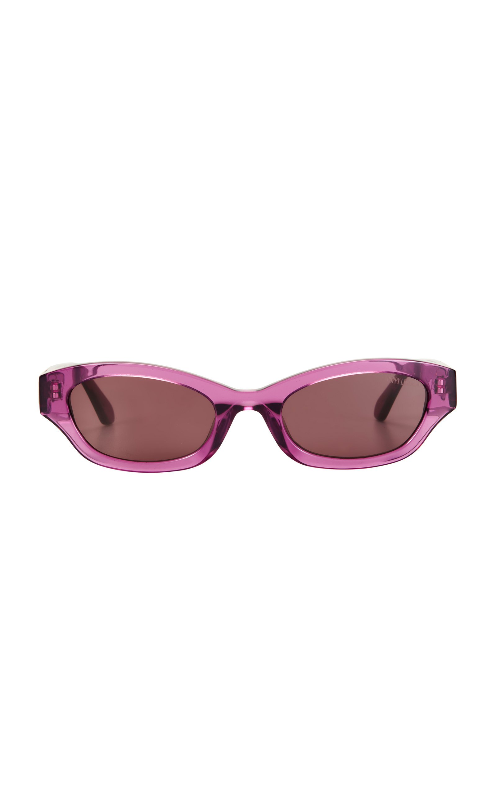 Poppy Lissiman Courtney Cat-Eye Sunglasses