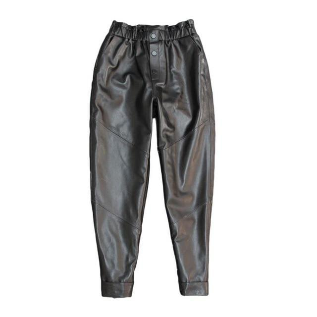 Heads Up Leather Pants – KlosetLovers Rx