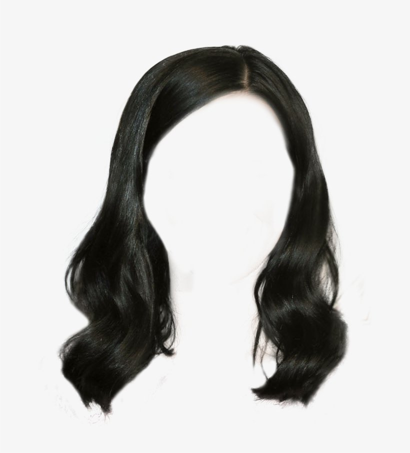 Transparent Hair Black - Black Straight Hair Png PNG Image | Transparent PNG Free Download on SeekPNG