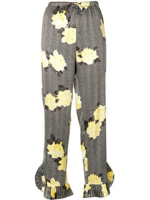 Ganni Pantalones Calla - Farfetch