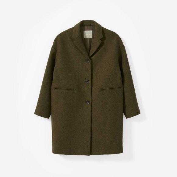 Women's Cocoon Coat   Everlane