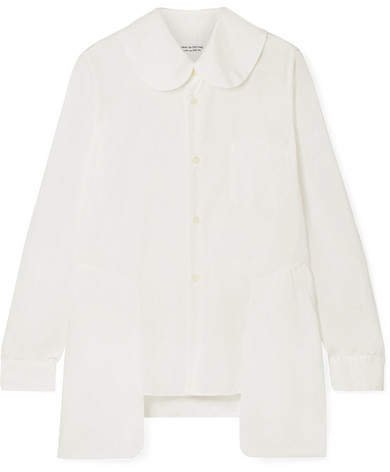 Voile Shirt - White