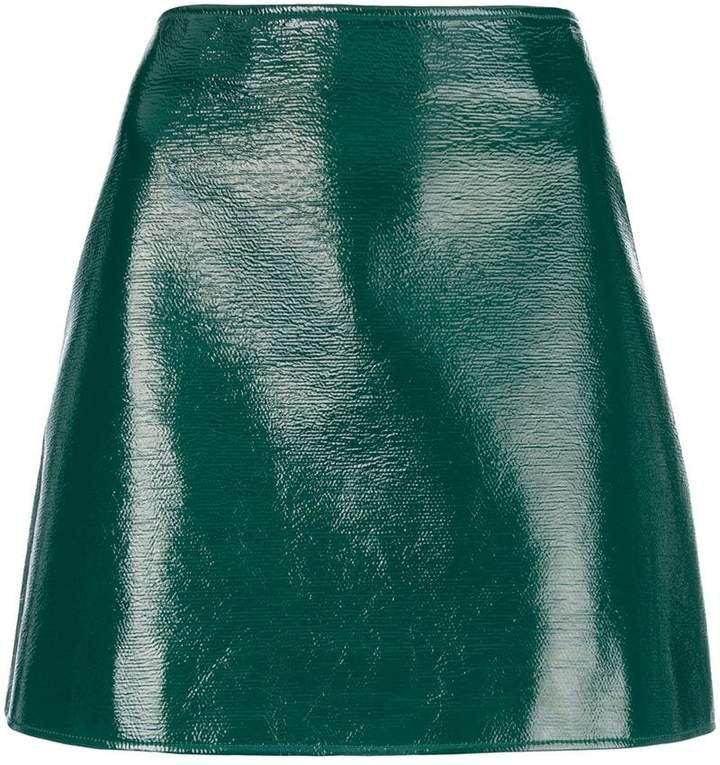 patent mini skirt