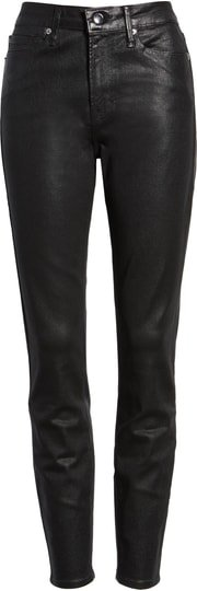 Good American Good Legs High Waist Skinny Jeans (Black 014) (Regular & Plus Size) | Nordstrom