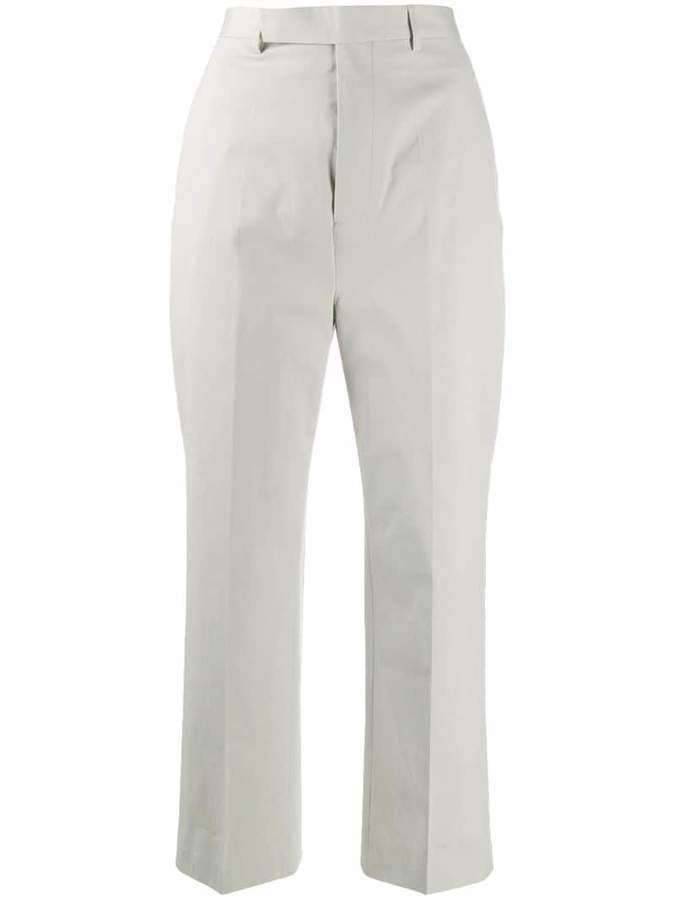 cropped Bolans trousers