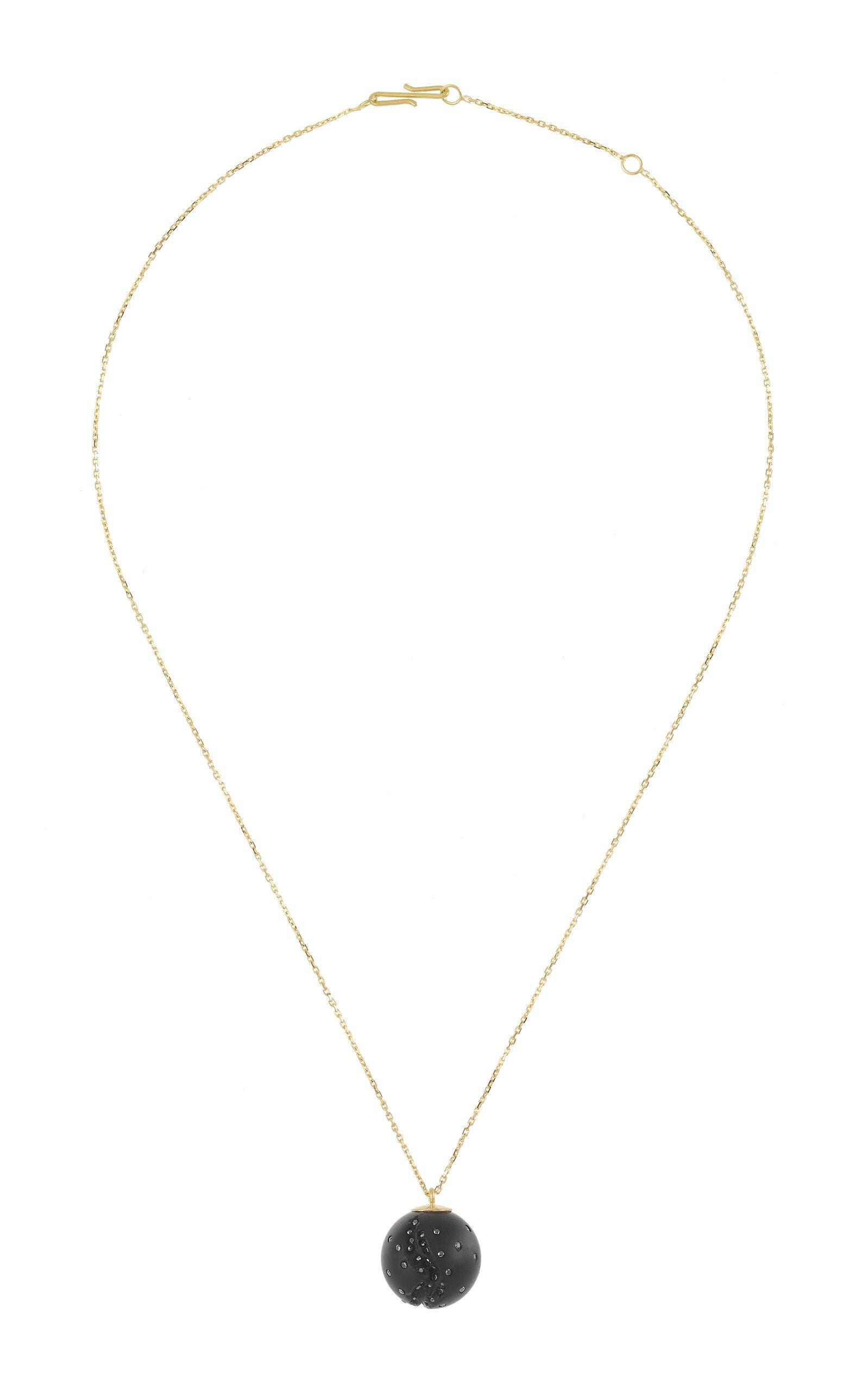 Jacqueline Cullen Atomic Sphere Necklace