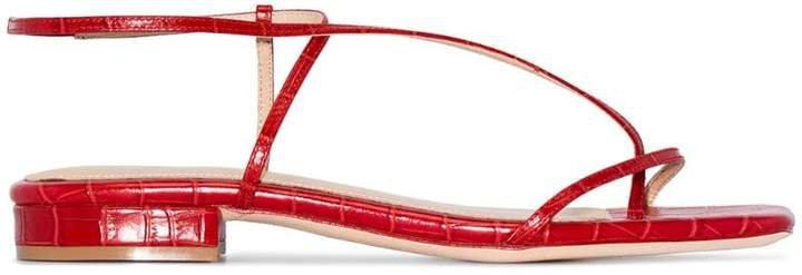 Studio Amelia toe strap sandals