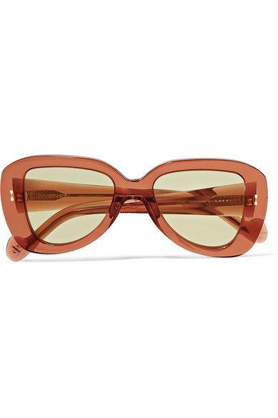 Zimmermann   Juno D-frame acetate sunglasses   NET-A-PORTER.COM
