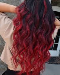 ombre red hair - Google Search