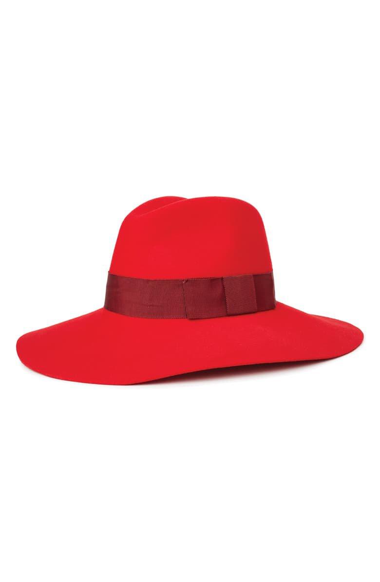 Brixton Piper Floppy Wool Felt Hat   Nordstrom