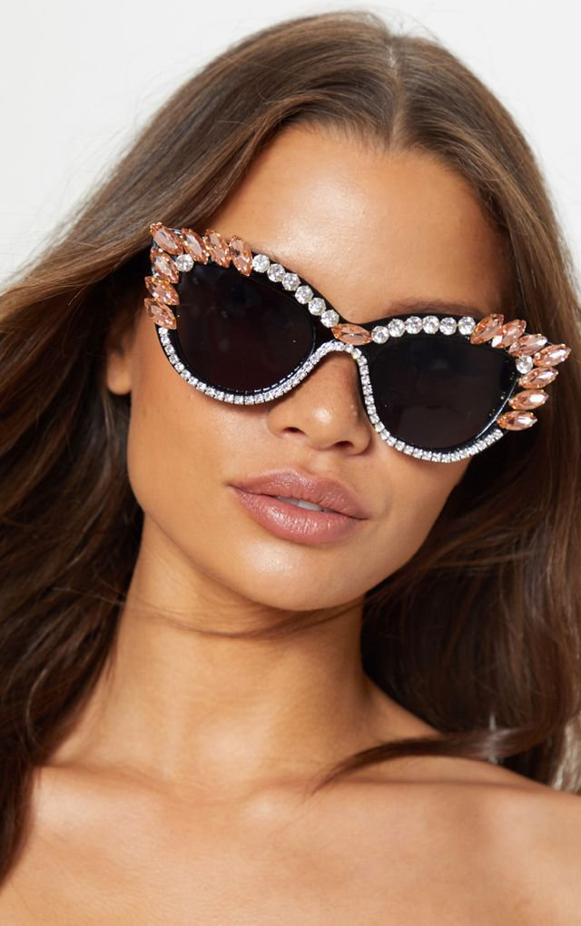 Retro Sunglasses | Women's Retro Sunglasses | PrettyLittleThing USA