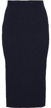 Arreton Cloque Pencil Skirt