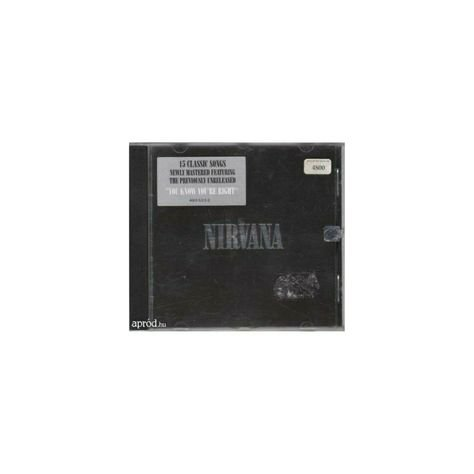 nirvana cd case png filler
