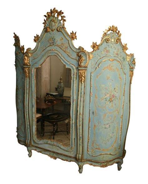Vintage blue png filler furniture