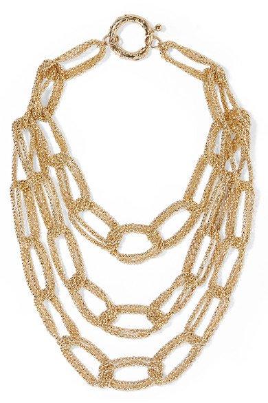 Rosantica | Onore gold-tone necklace | NET-A-PORTER.COM