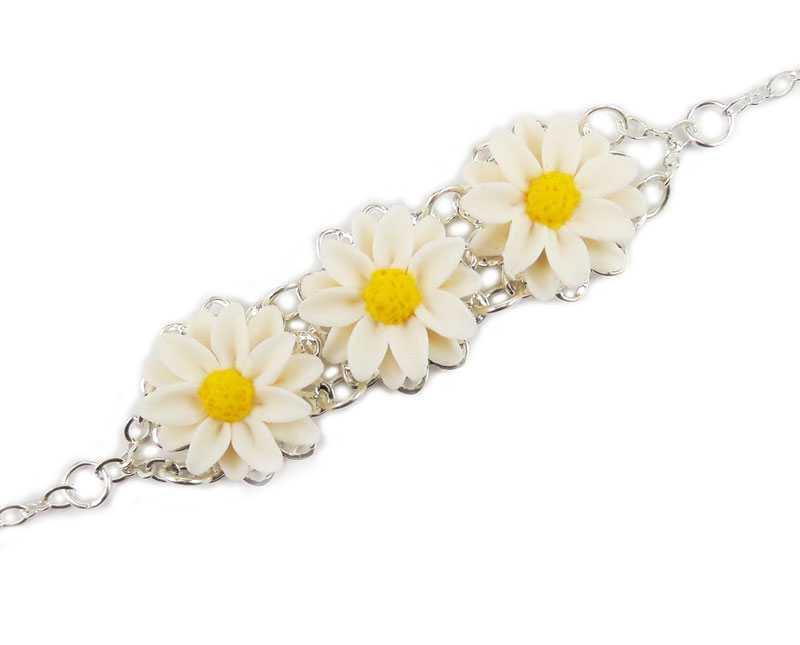 daisy bracelets - Google Search