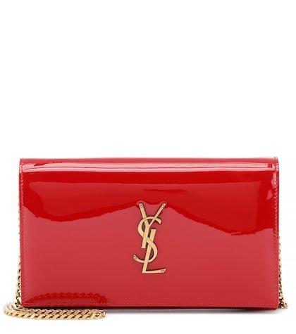 Kate Wallet leather shoulder bag