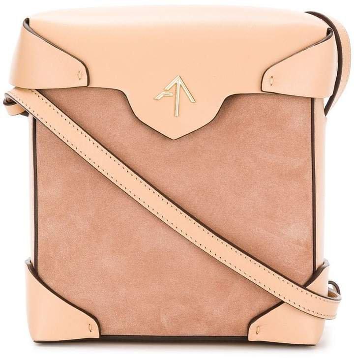 Manu Mini Pristine cross-body bag