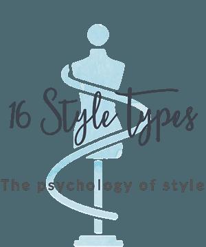 16 style types logo