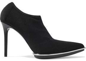 Cara Stretch-mesh Ankle Boots