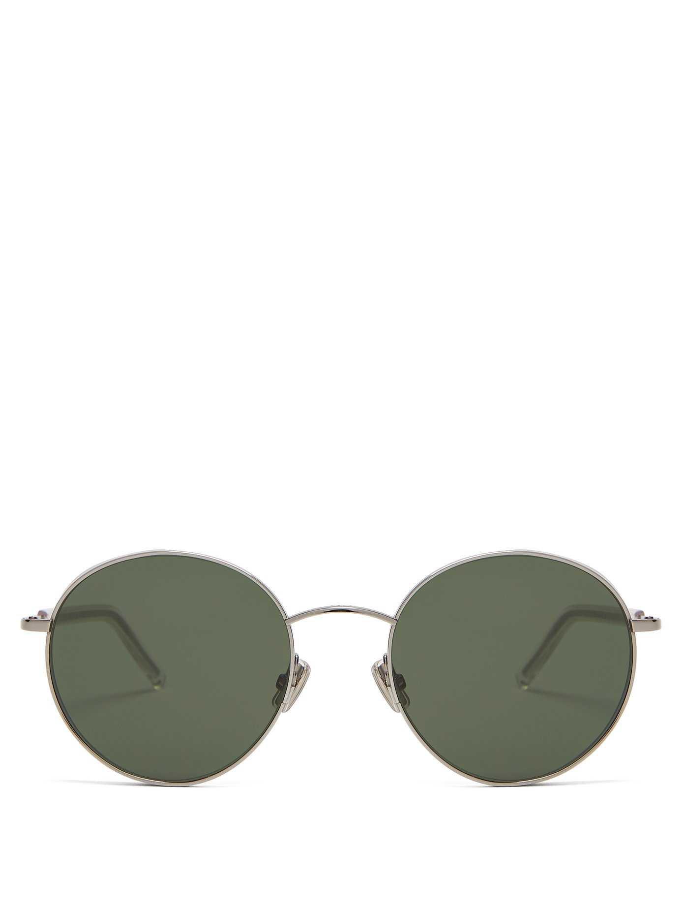 DiorEdgy round-frame sunglasses   Dior Homme Sunglasses   MATCHESFASHION.COM FR