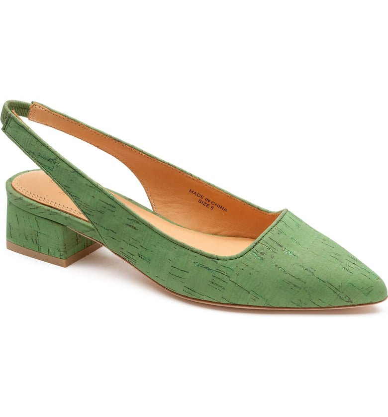 Bill Blass Samara Slingback Pump (Women) | Nordstrom