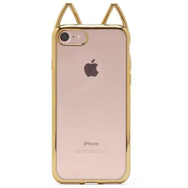 iphone 7 cat gold case - Buscar con Google