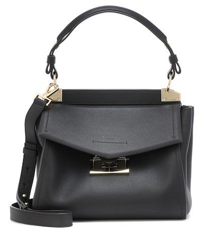 Mystic Small leather shoulder bag