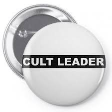 cult leader pin - Google Search