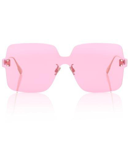 DiorColorQuake1 square sunglasses