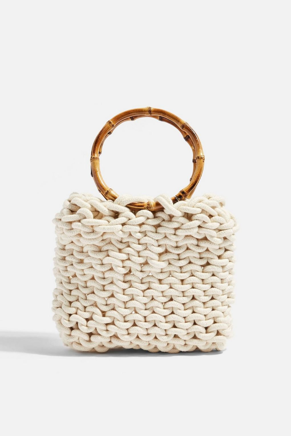 FLAME Rope Tote Bag - New In Fashion - New In - Topshop USA