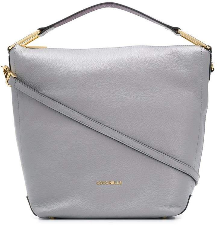 top-handle tote bag