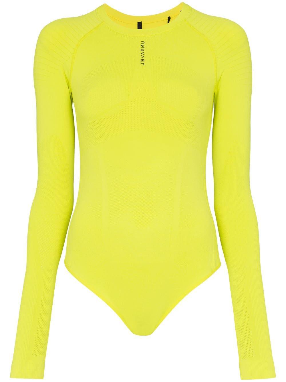 Unravel Project seamless tech bodysuit