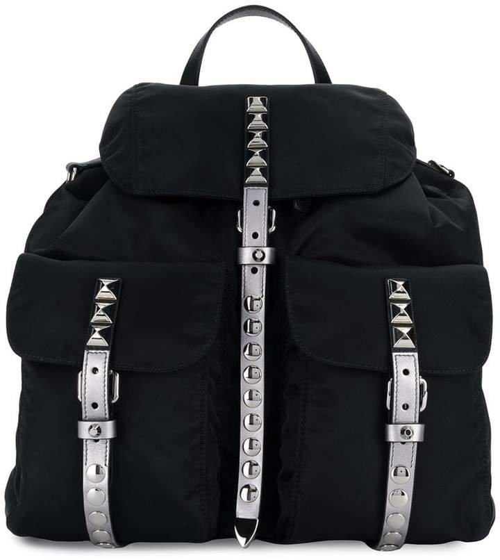 studded Vela backpack