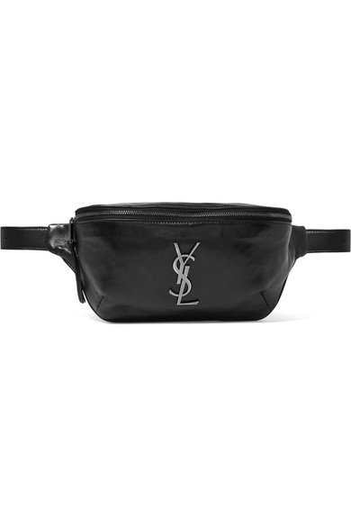 SAINT LAURENT | Classic leather belt bag | NET-A-PORTER.COM