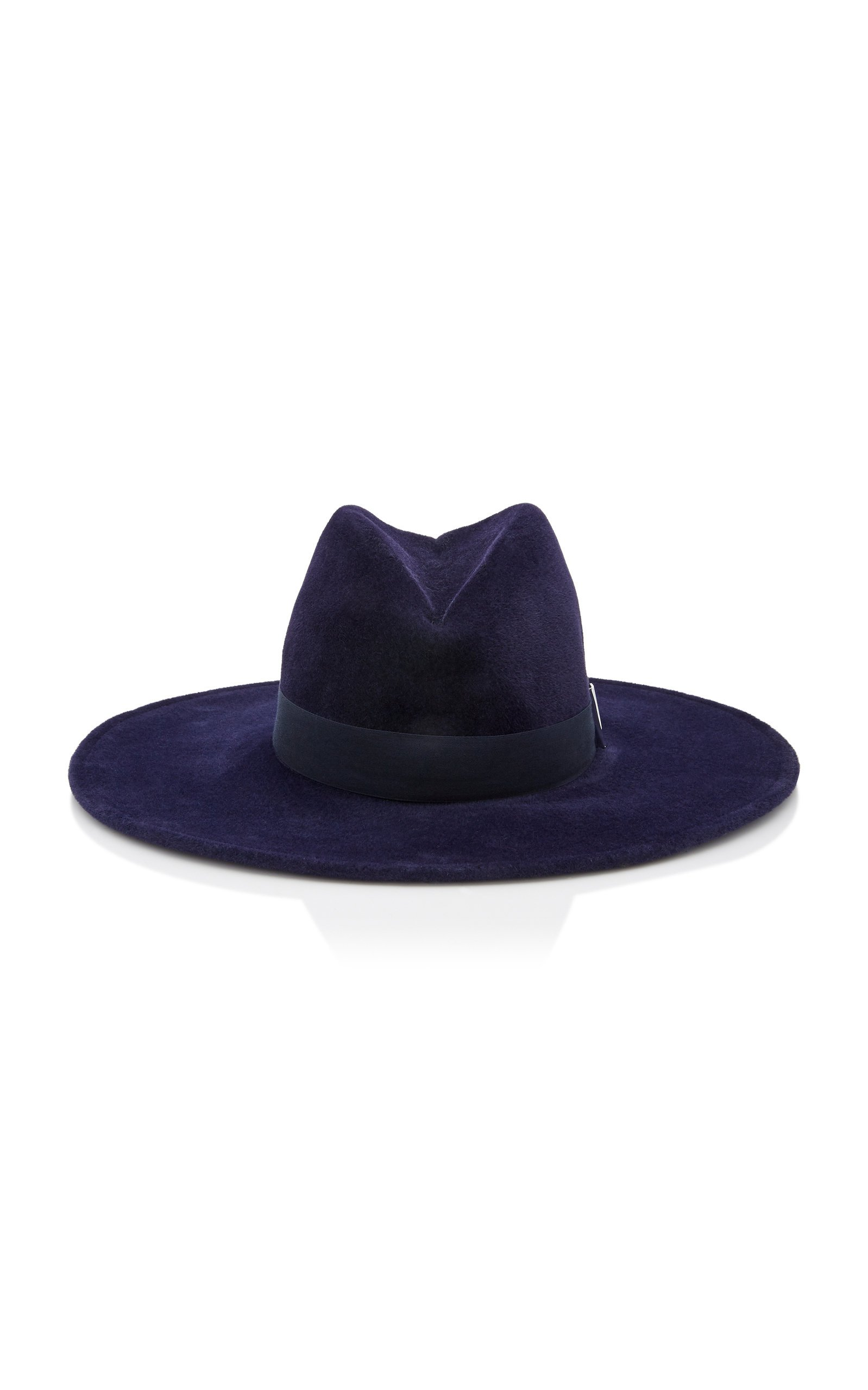 Gigi Burris Moda Exclusive Jeanne Rabbit-Felt Hat Size: M