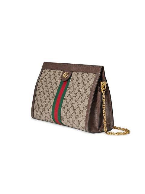Gucci Ophidia GG Medium Shoulder Bag - Farfetch