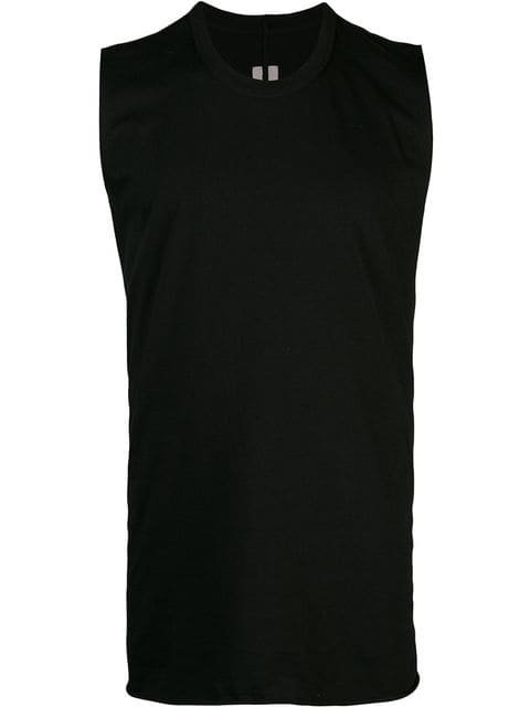 Rick Owens fitted tank top