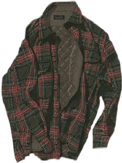aesthetic flannel png - Google Search
