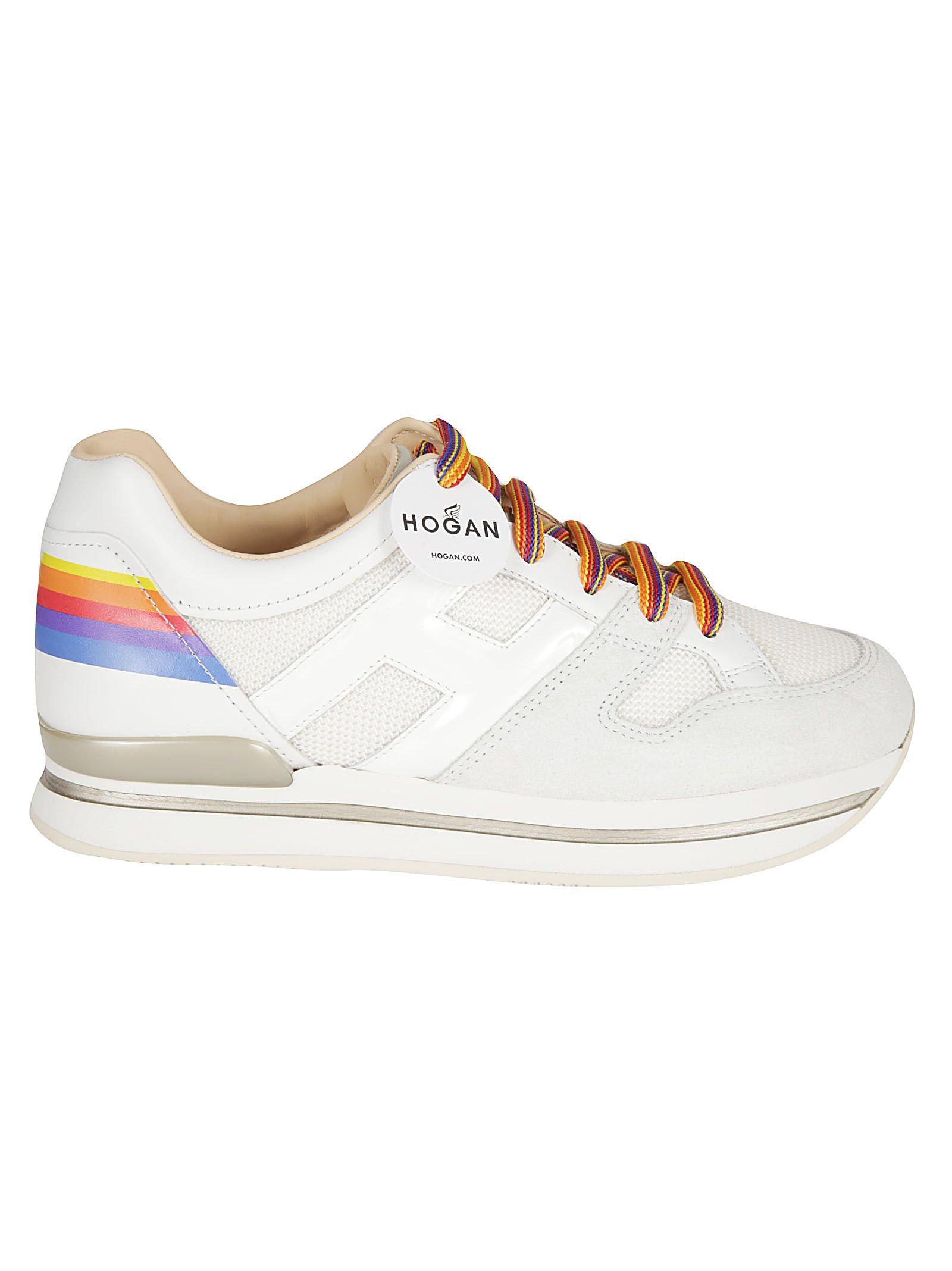 Hogan Rainbow Sneakers