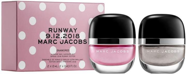 Beauty - Enamoured Hi-Shine Nail Lacquer Set - Runway Collection
