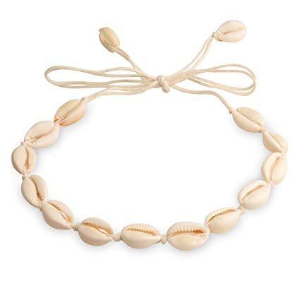 shell necklace - بحث Google