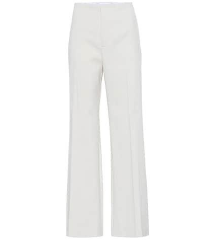 Kirk cotton-blend pants