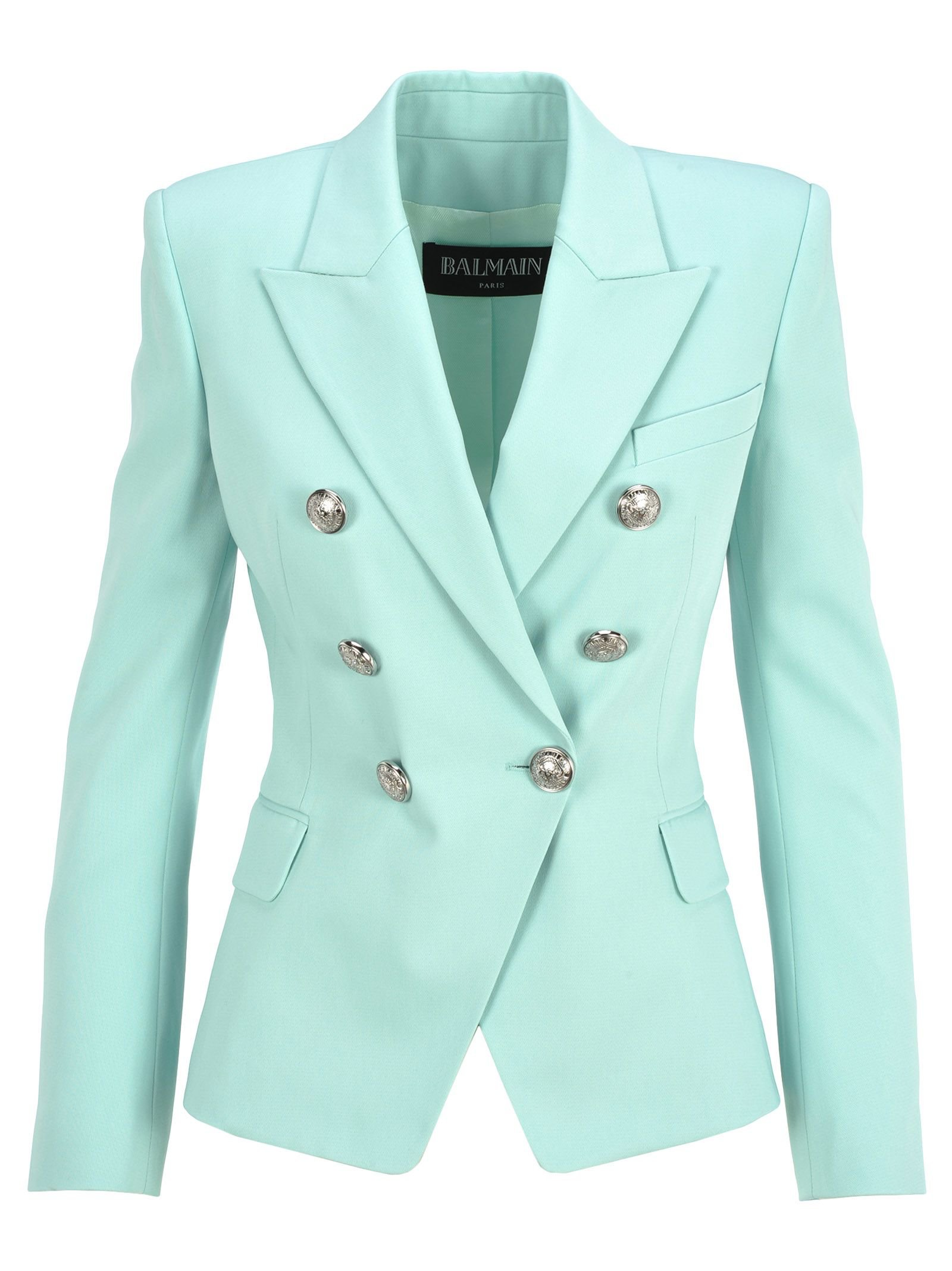 Balmain Jacket 6 Botton