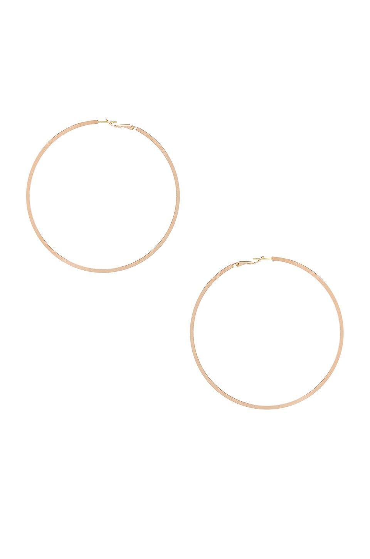 Divine Hoop Earrings