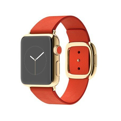 iwatch red