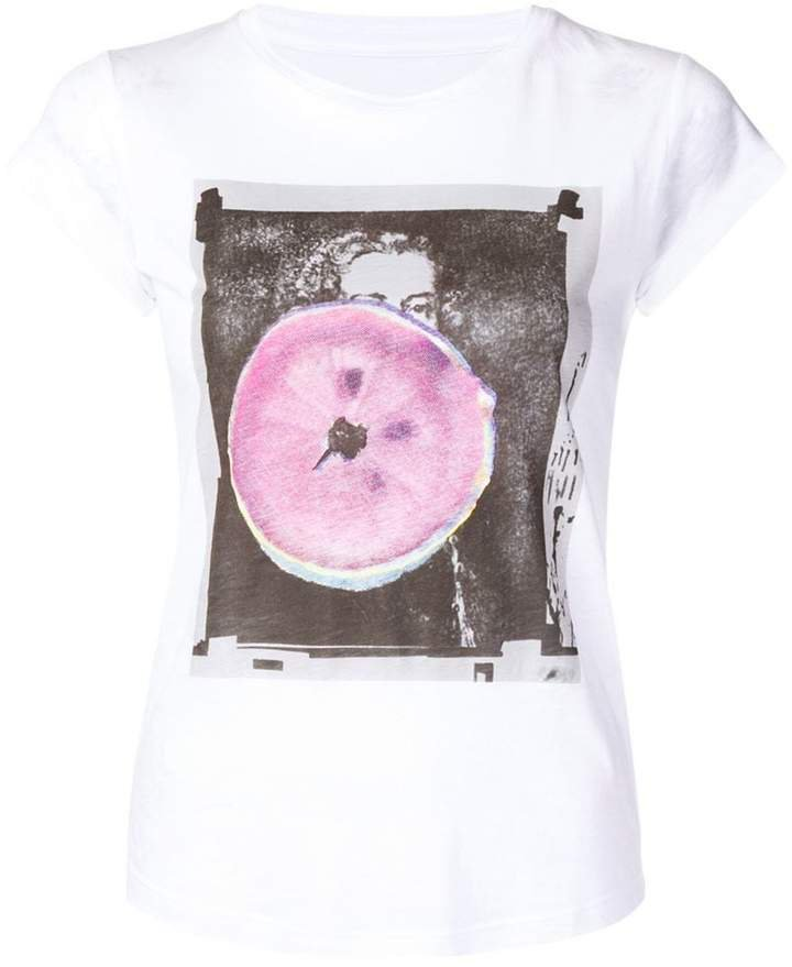 Zadig&Voltaire graphic print T-shirt