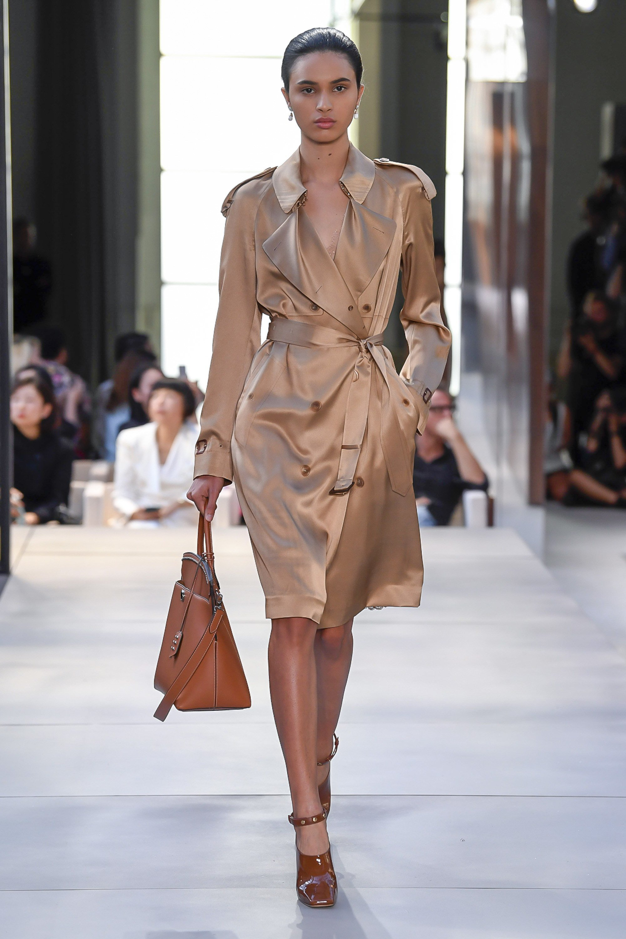 Burberry Spring 2019 Ready-to-Wear Collection - Vogue