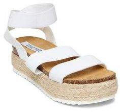 Pinterest (Steve Madden platform sandals white) (83)