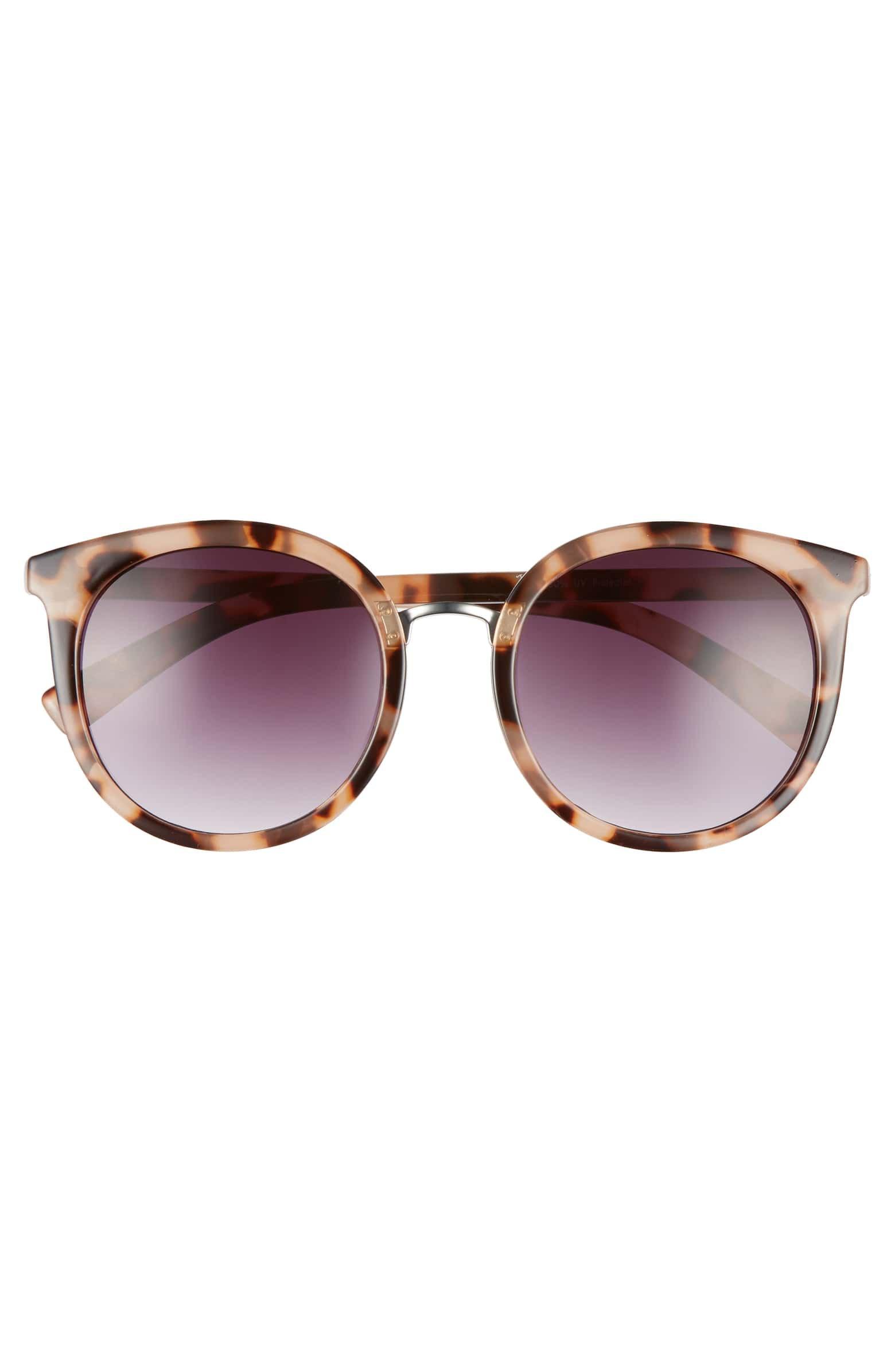 BP. 53mm Round Sunglasses | Nordstrom